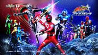 Kyuranger vs Space Squad