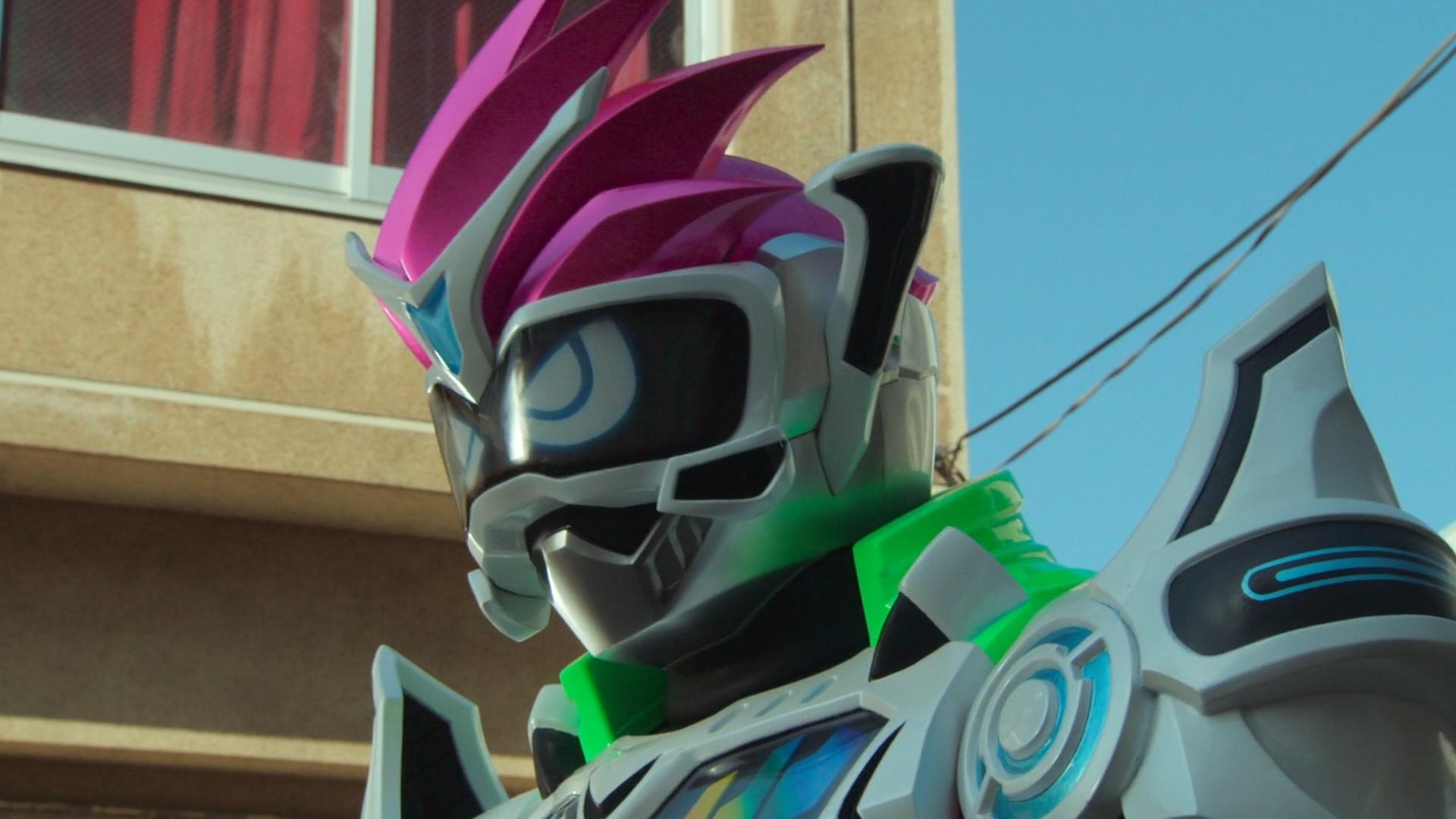 Kamen Rider Ex Aid Ozc Live