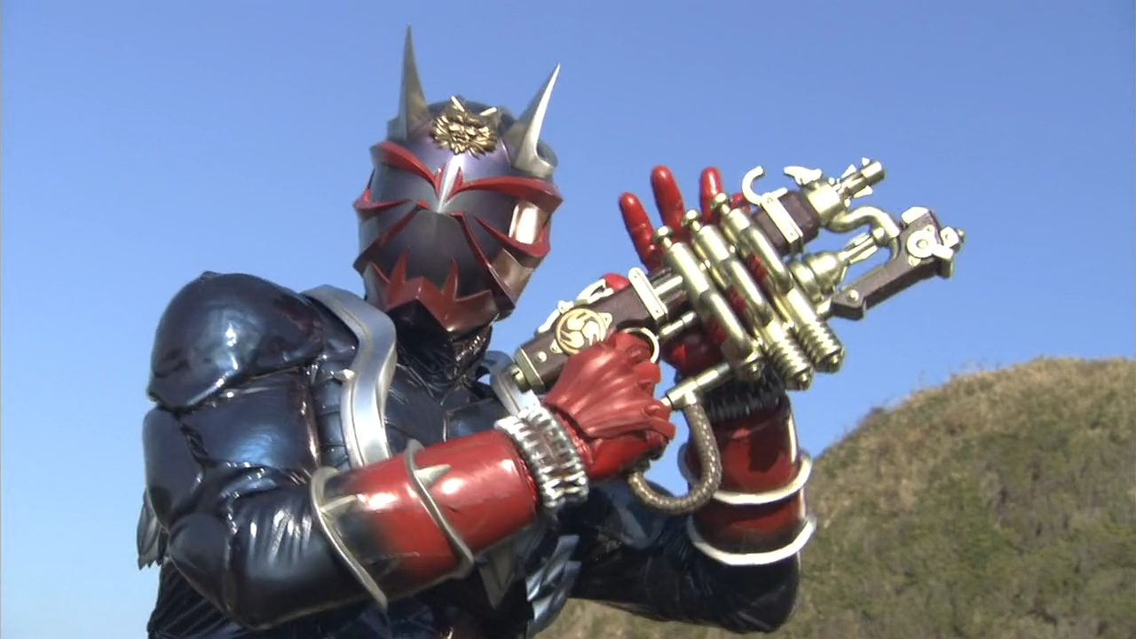 Kamen Rider Hibiki Episode 46 | OZC Live
