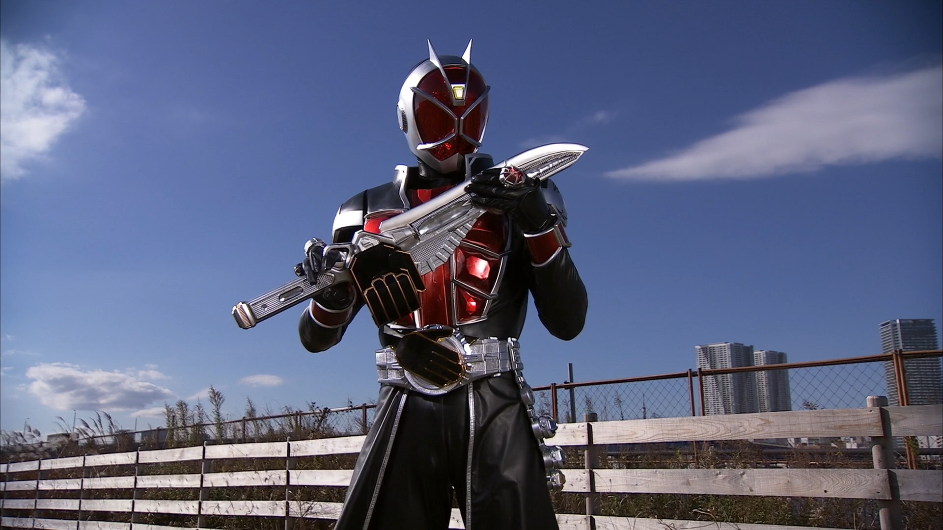 Kamen Rider Wizard | OZC Live