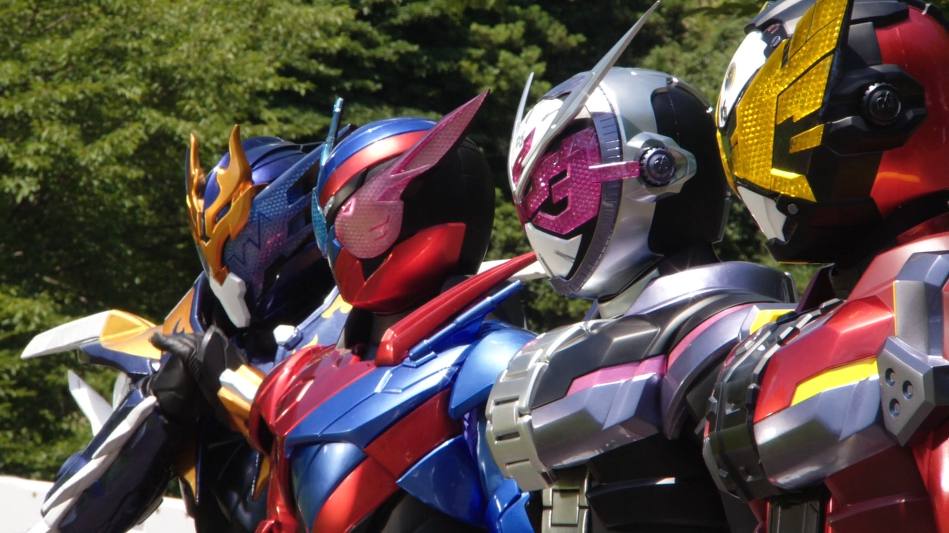 Kamen Rider Zi-O Episode 2   OZC Live