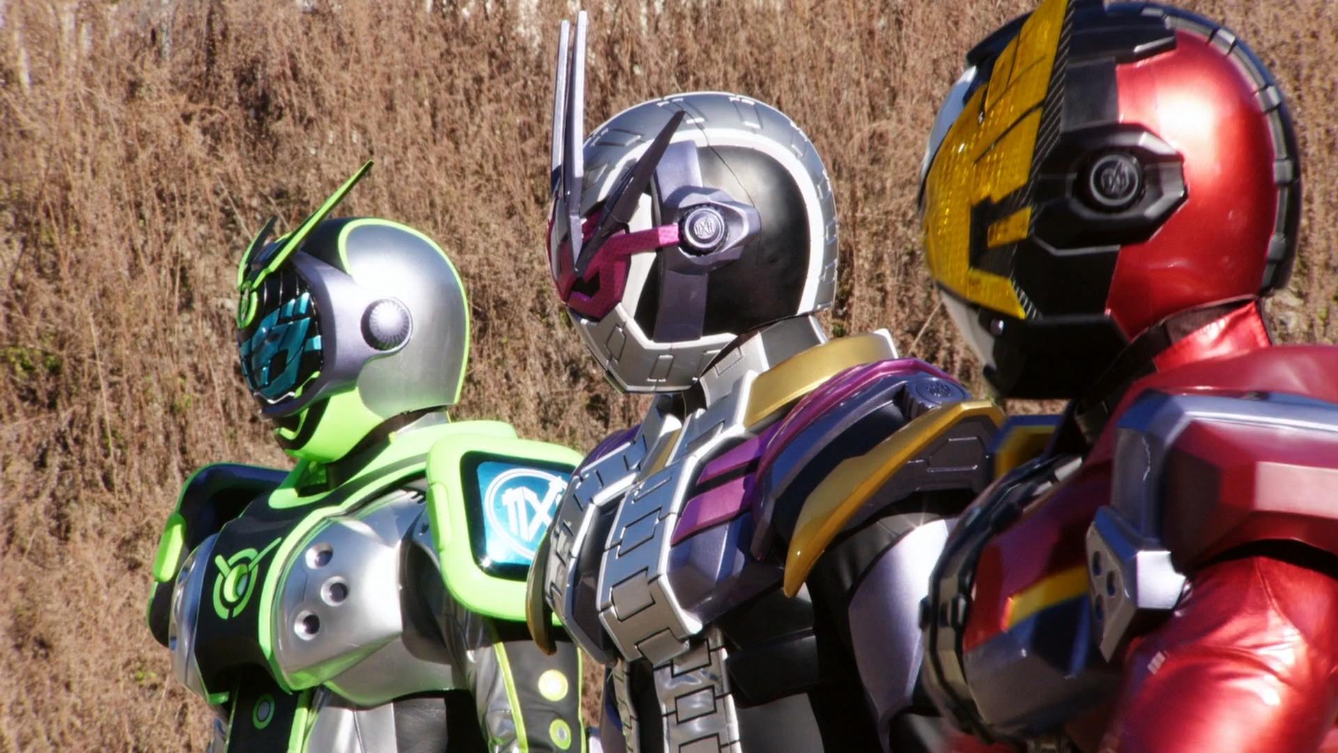 Kamen Rider Zi-O | OZC Live